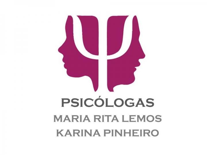Psicólogas Maria Rita Lemos e Karina Pinheiro